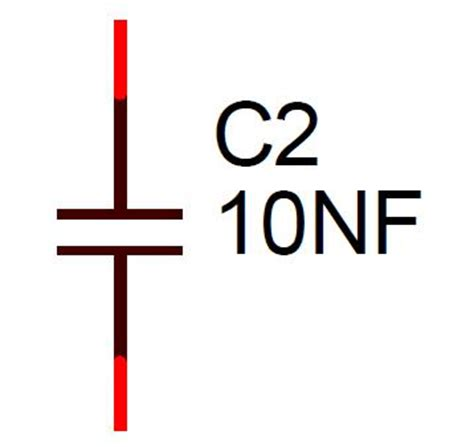 symbol of ceramic capacitor schematic symbol for a capacitor get free image about wiring diagram