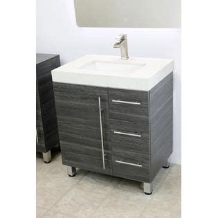 free standing bathroom sink cabinets windbay 30 quot free standing bathroom vanity sink set