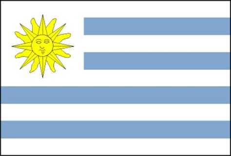 flags of the world yellow sun oriental republic of uruguay oriental republic of uruguay map