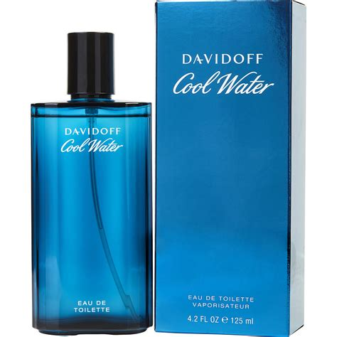 Parfum Davidoff The cool water eau de toilette fragrancenet 174