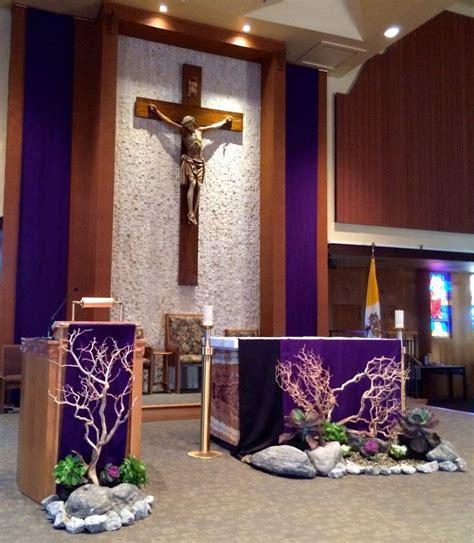 catholic home decor catholic church lent decorations bing images art