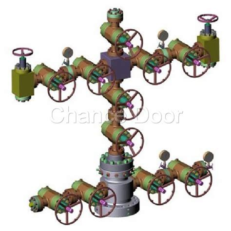 china drilling rig accessories wellhead equipment