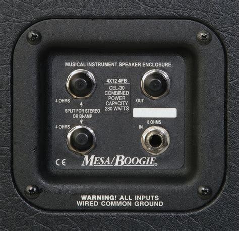 mesa boogie cabinet 4x12 mesa boogie 4x12 rectifier traditional slanted levytukku