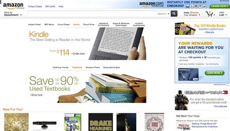 amazon household amazon is testing a slick new site design perfect for tablets