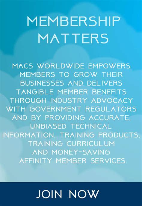 section 609 certification macs worldwidehome