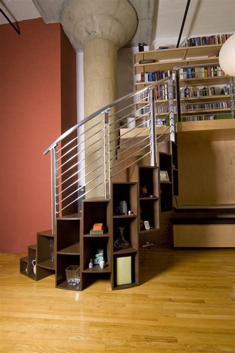 spiral stairs because we can