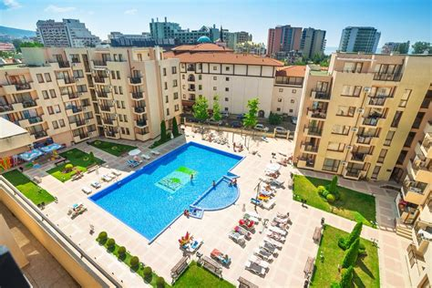 apartamentos sunny beach aparthotel tsb sunny victory aparts sunny beach bulgaria