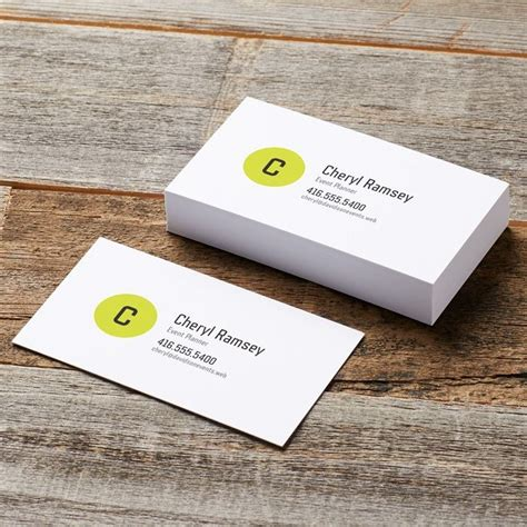 Cardstock For Business Cards