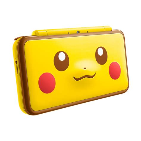 ds xl console new nintendo 2ds xl pikachu edition console the gamesmen