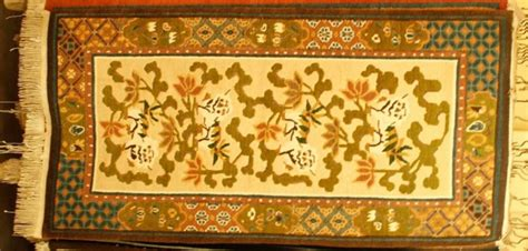 can you carpet on escape snow with the border tibetan carpets