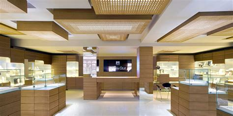 Jewelry Store by Ofis Architects Flagship Jewelry Store
