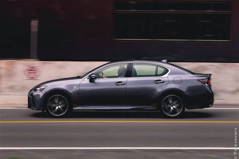 2016 Lexus Gs350 F Sport Moving Away From The Germans