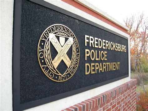 Fredericksburg Va Arrest Records Ranking City Officer Arrested Fredericksburg Va Patch