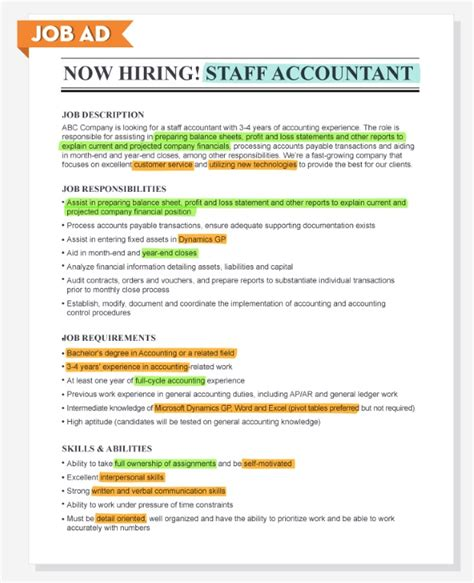 resume customization reasons here s how to use descriptions to tailor your resume