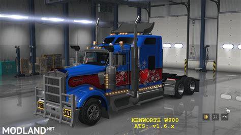 american truck pack premium deluxe addon  vx mod  ets