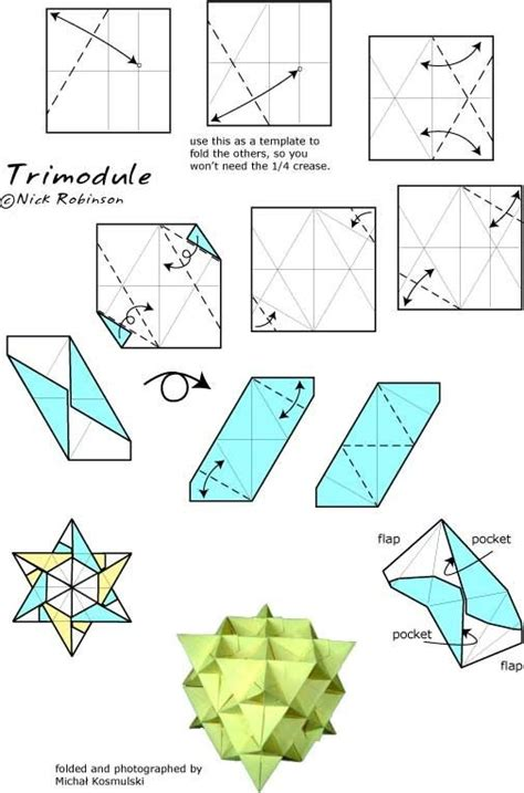 what size paper for origami 360 best images about origami kusadama on