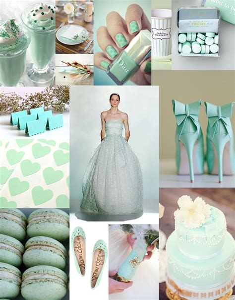 Wedding Mints by Wedding Inspiration Magnificent Mint 187 My White