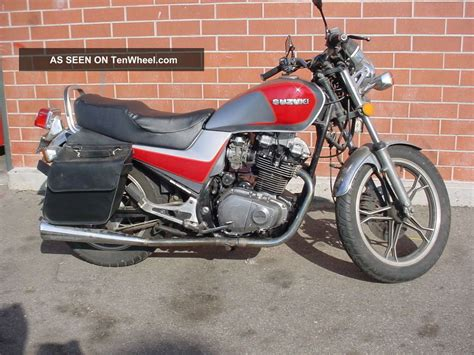 1983 Suzuki 650 Tempter 1983 Suzuki Gr650 Gr 650 Tempter Motorcycle