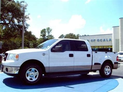 2006 F150 Specs by 2006 Ford F150 Harley Davidson Supercrew Data Info And