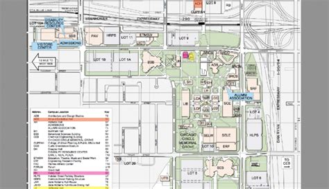 uic map maps and directions artandarthistory uic edu