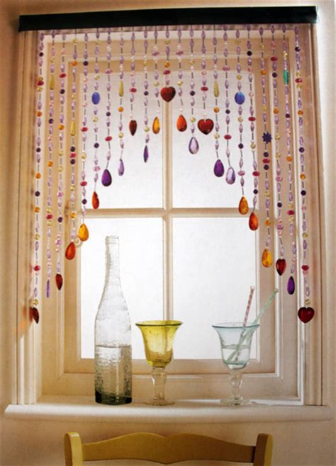 Beaded Window Curtains Curtains Archives Panda S House 1 Interior Decorating Idea
