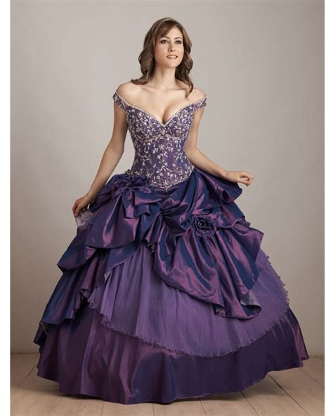 Looking For A Dress For A Wedding by Violet Dresses Ides For Purple Weddings Designers