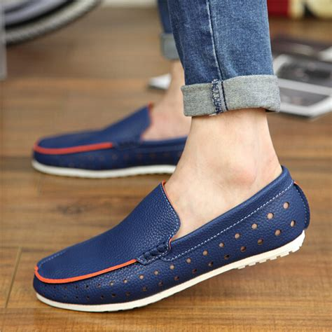 Loafers Sepatu Slip On Casual Kulit Jk Collection