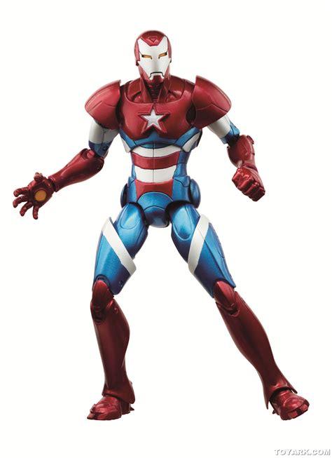 Ironman Patriot Marvel iron 3 marvel legends wave 1 and wave 2 the toyark news
