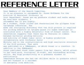 reference letters 3000 sle reference letter