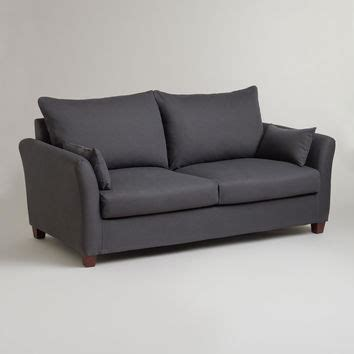 luxe sofa world market shop world market luxe slipcover on wanelo