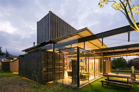 shipping container architecture floor plans gallery of method in modular 10 floor plans using