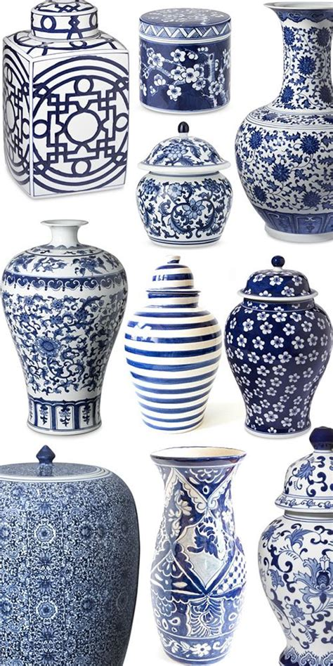 Red Kitchen Canister 25 best ideas about ginger jars on pinterest blue