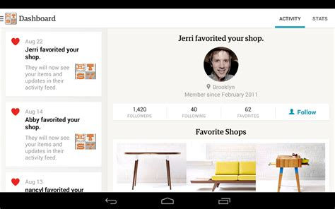 etsy for android sell on etsy android apps on play