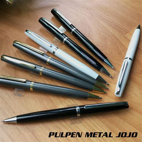 Pena Metal pulpen metal pulpen metal jojo