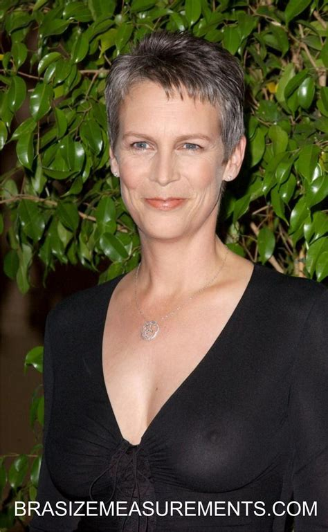 jamie lee curtis jamie lee curtis bra and size body measurements