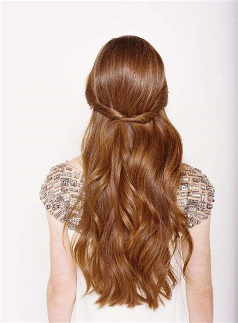 easy hairstyles for thick hair hairstyle for