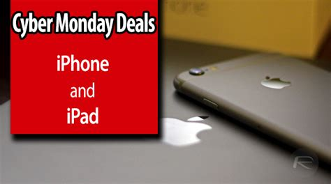 cyber monday 2015 deals on iphone 6s plus pro air 2 more redmond pie
