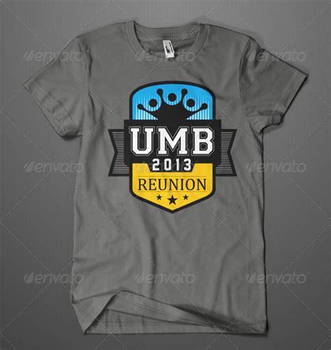university reunion  shirt design template  gangzar