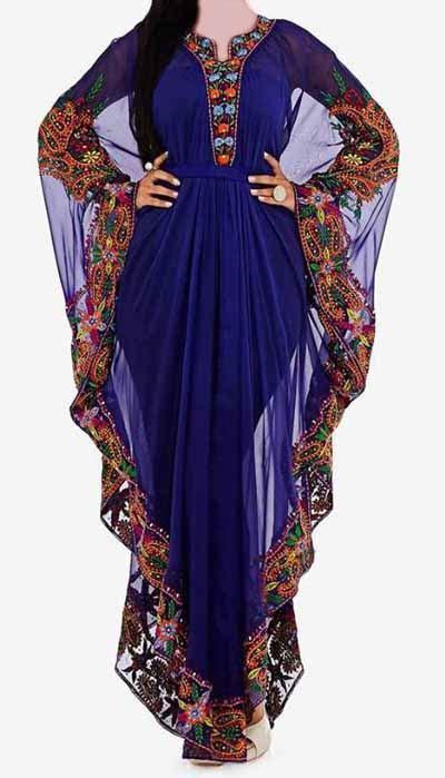 naija gini 2015 female caftan styles صور عبايات الفراشة لتكوني الأجمل