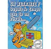 Cartes D&233part Et Retraite  Originale Grande Humour