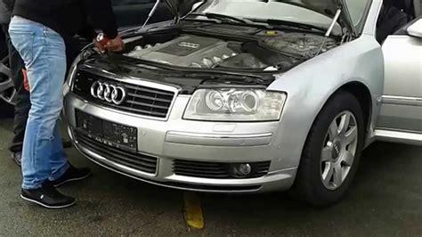 Audi A8 3 0 Tdi Probleme by Audi A8 4 0 Tdi Start Problem