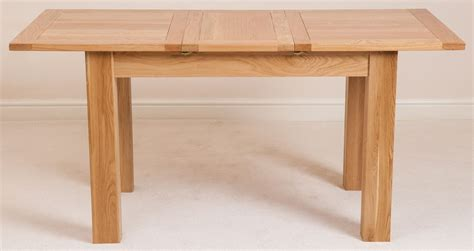solid wood extending dining table hton solid oak wood medium 120cm extending table wooden