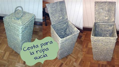 mueble de reciclaje