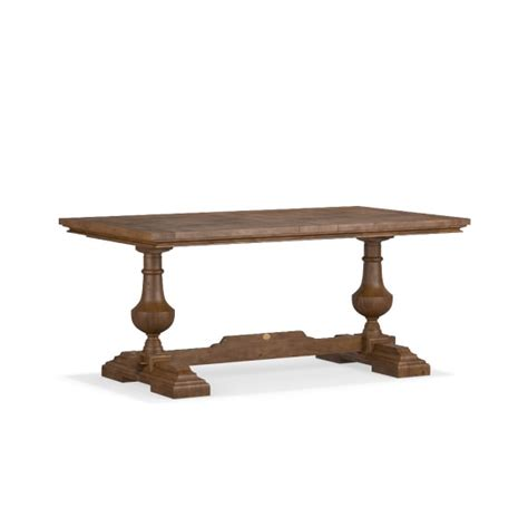 William Sonoma Dining Table Balustrade Dining Table Rectangle Williams Sonoma