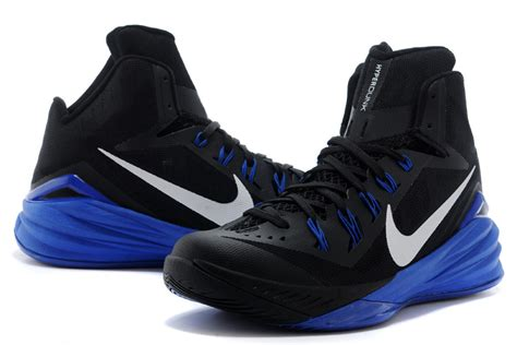black and blue nike basketball shoes high performance 2014 nike hyperdunk xdr basketball shoes
