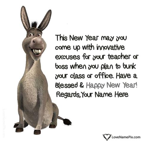 humorous new year images write name on new years quotes picture