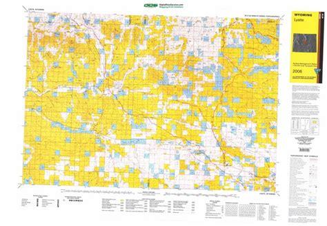 Wyoming Blm Maps | Oregon Map