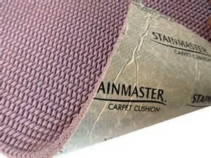 Stainmaster Carpet Pad Carpet Cushion Stainmaster Ultralife Rubber Premium