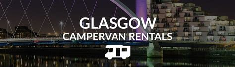 campervan hire glasgow compare motorhome deals