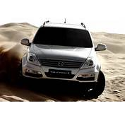 New SsangYong Rexton Photos  Car Gallery SUV/Crossovers Autocar